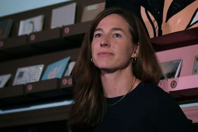 Everything We Know About Amy Hoover Sanders, Beto O'Rourke's Wife