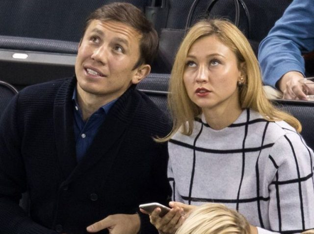 Alina Golovkina Bio, Quick Facts about Gennady Golovkin's Wife
