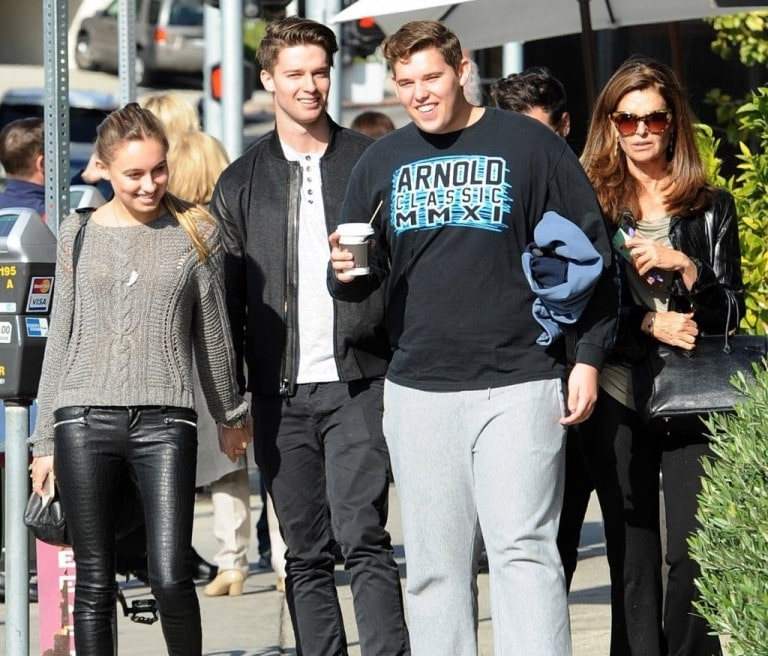Arnold Schwarzenegger's Children, Son, Wife And Family