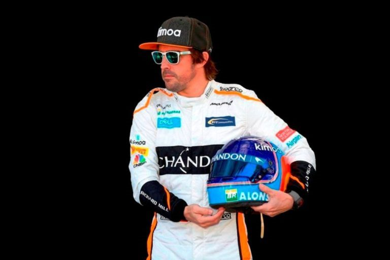 Fernando Alonso Girlfriend, Married, Wife, Salary, Quick Facts