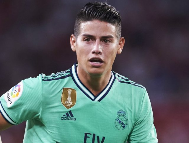 James Rodriguez Wife, Girlfriends, Salary, Height, Body Measurements