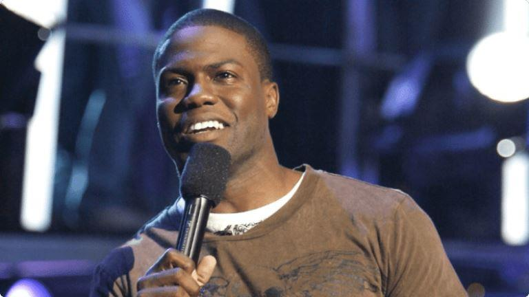 Kevin Hart Height Weight and Waist