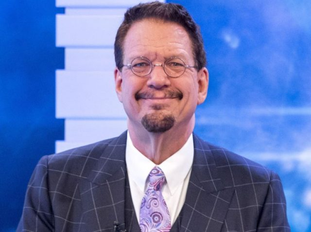 Penn Jillette Wife, Daughter, Family, Height, Weight Loss, Religion