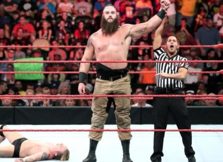 Braun Strowman Biography, Who Is The Wife Or Girlfriend, Height, Age