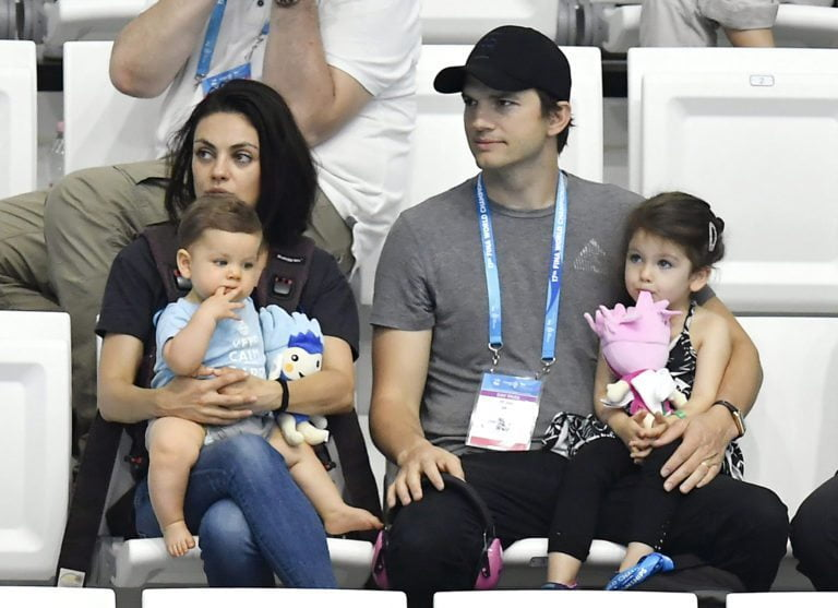 Who Is Dimitri Portwood Kutcher? Meaning Of Mila Kunis Son's Name