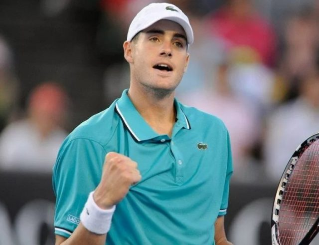 John Isner Wife, Height, Net Worth, Family, Biography, Other Facts