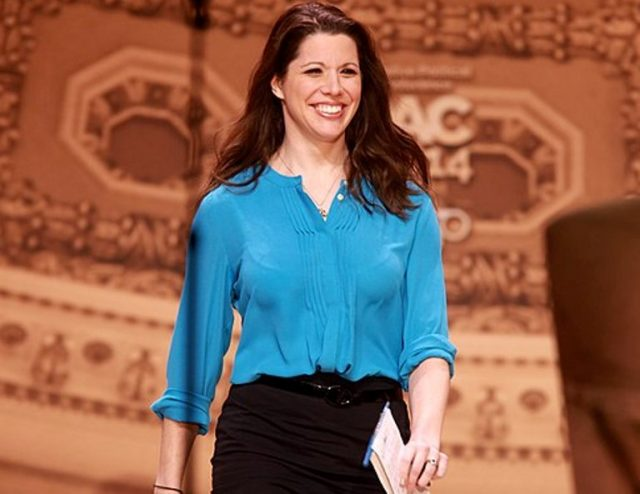 Who is Mary Katharine Ham? Husband, What is Her Net Worth, Age, Height