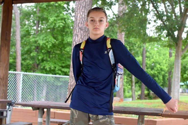 Meet Russell Horning, The Backpack Kid, See What He Did To Become Famous