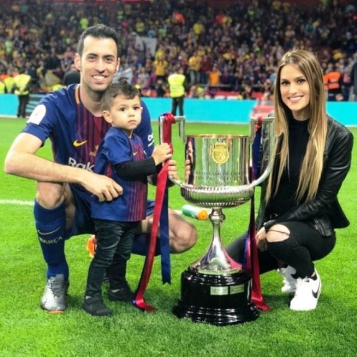 Sergio Busquets Wife, Age, Height, Weight, Body Measurements