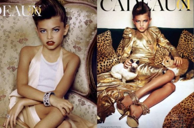 Thylane Blondeau Parents, Height, Age, Brother, Where is She Now?