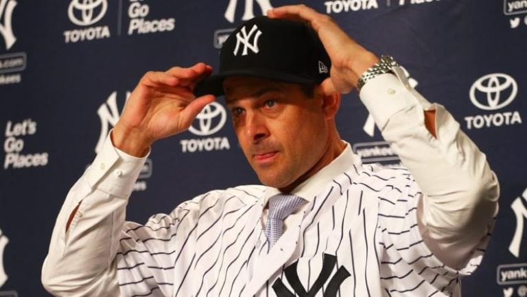 Aaron Boone Wife (Laura Cover), Kids, Family, Bio, Other Facts