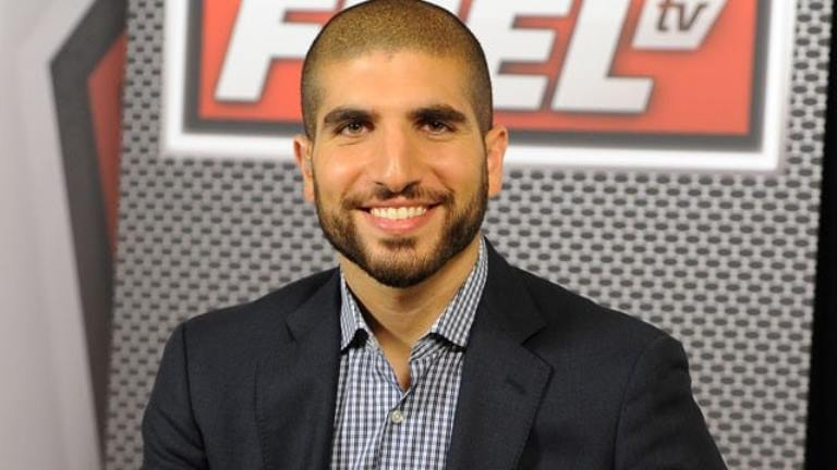 Who Is Ariel Helwani's Wife, Jaclyn Stein? His Height, Bio, Other Facts