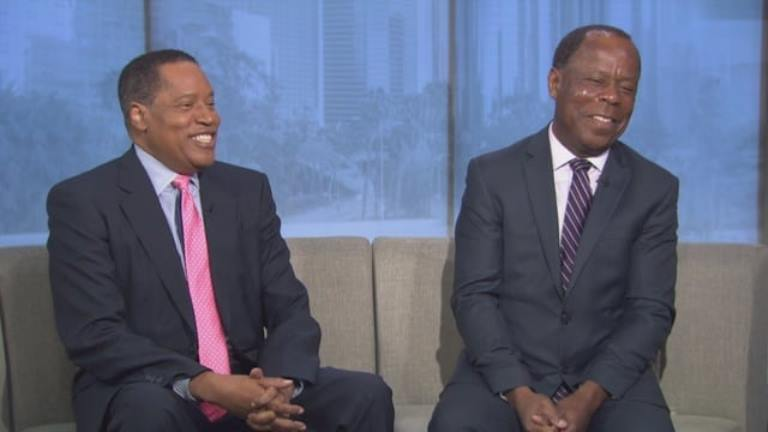 Who Is Larry Elder? Is He Married, Who Is His Wife And Family?