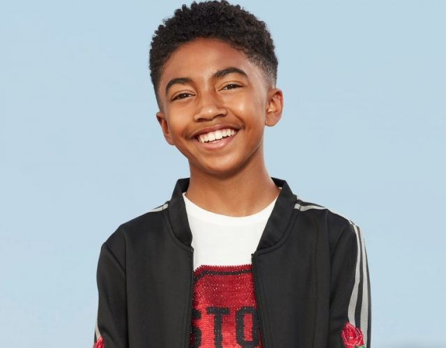 Who Is Miles Brown? His Parents, Family, Age, Height, Other Facts