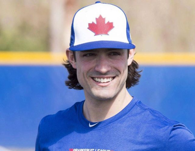 Randal Grichuk Girlfriend, Married, Wife, Age, Salary, Height, Weight, Bio