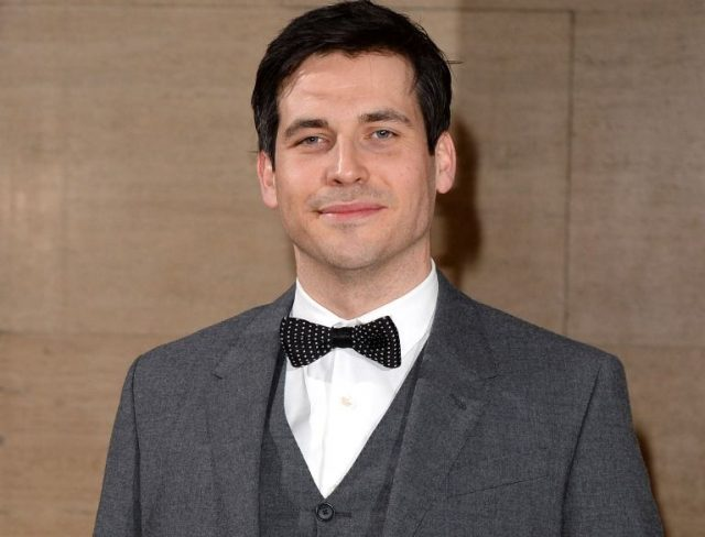 Is Rob James Collier Married? Who Is His Wife, And Son?