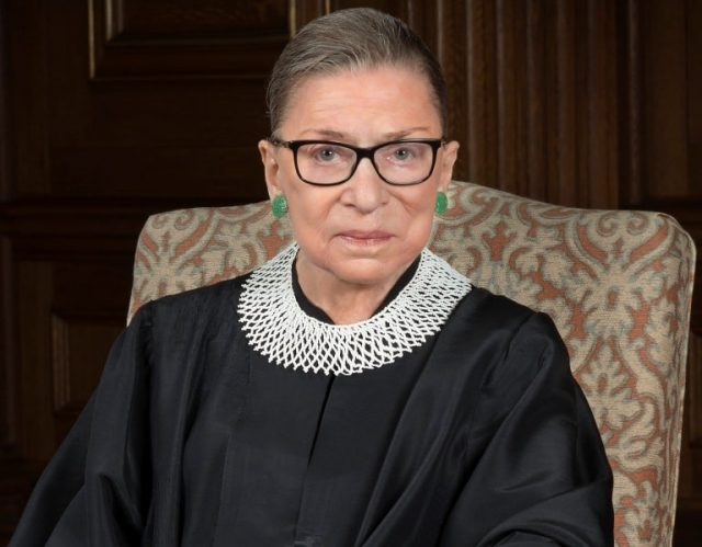 Ruth Bader Ginsburg Biography, How Old is She, Who is The Husband?