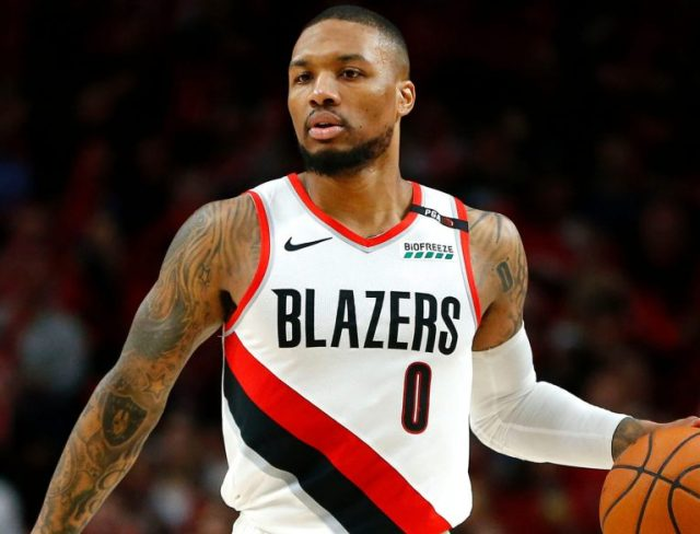 Damian Lillard Wife, Height, Weight, Girlfriend, Kids, Brother, Is He Gay?