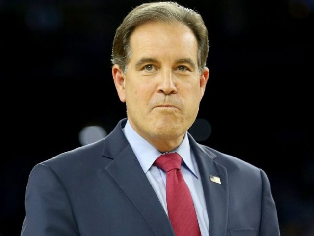 Jim Nantz Wife, Daughters, Son, Age, Divorce, Height, Net Worth