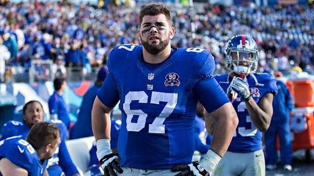 Justin Pugh Biography, Family, Salary, Height, Weight, Measurements