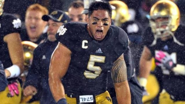 Manti Te'o Girlfriend, Wife, Height, Weight, Body Measurements