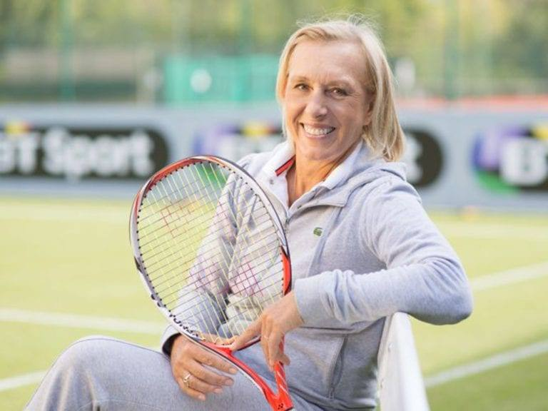 Martina Navratilova Wife (Partner), Age, Net Worth, Bio