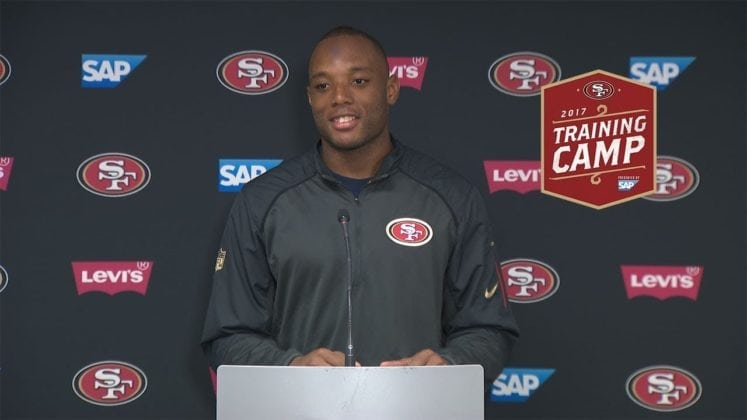 Who Is Matt Breida? His Height, Weight, Family, Biography, NFL Career