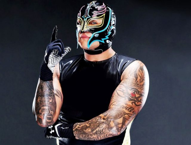 Who Is Rey Mysterio? Age, Height, Weight, Son, Wife, Where Is He Now?