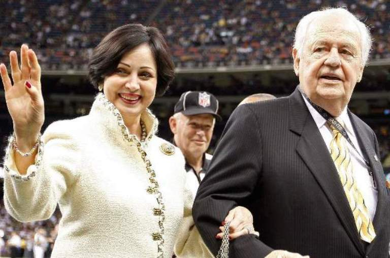 Who Was Tom Benson? His Wife, Daughter, Family, Bio, Death
