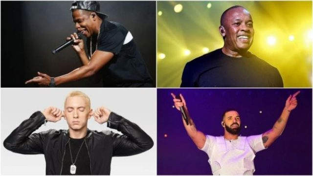 Top 10 Richest Rappers In The World And Their Net Worths