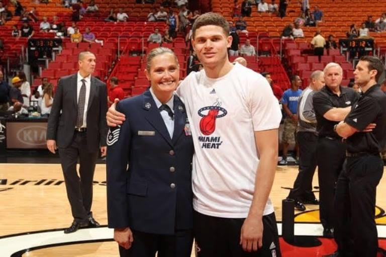 Tyler Johnson Bio, NBA Career, Partner – Ashley Fletcher, Salary And Parents