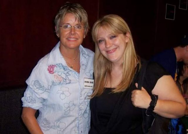 Carrie Schenken Bio, Facts and Profile of Amanda Bearse's Wife