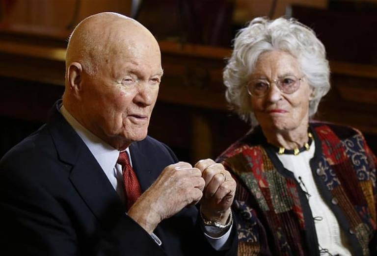 John Glenn Biography, Wife, When Did He Die And What Did He Die Of?