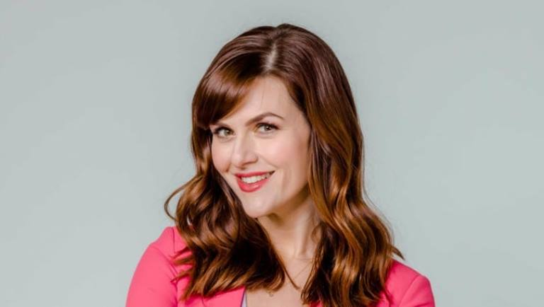 Who Is Sara Rue: Kevin Price Wife? Here's A History Of How She Lost 50 Pounds