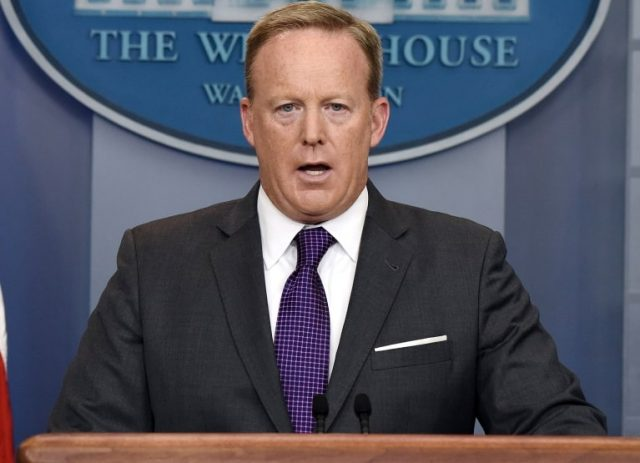 Where is Sean Spicer and What is He Doing Now?