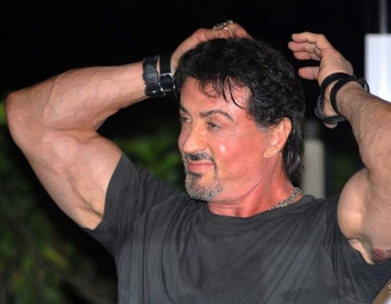 Sylvester Stallone Height, Weight And Body Measurements