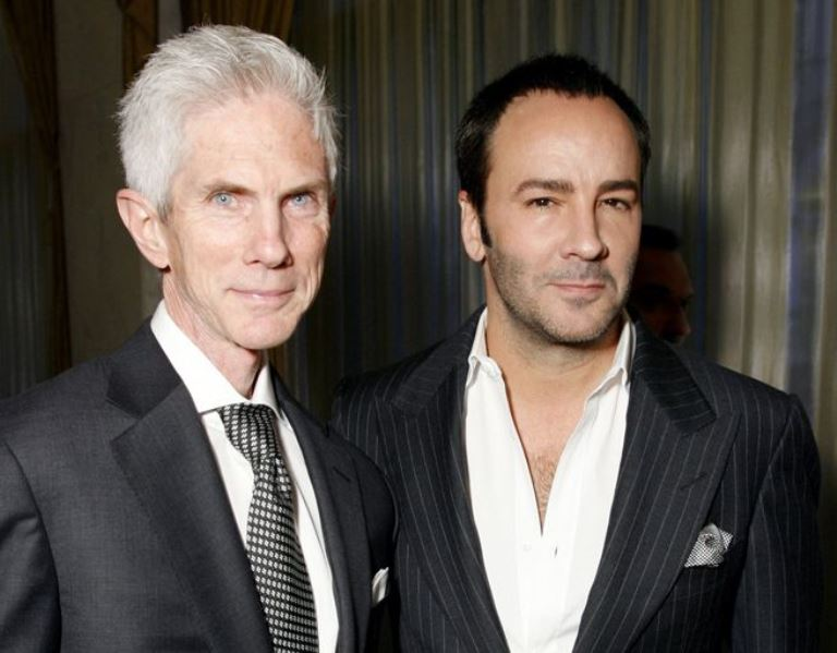 Richard Buckley, Tom Ford's Husband – Bio, Age, Net Worth